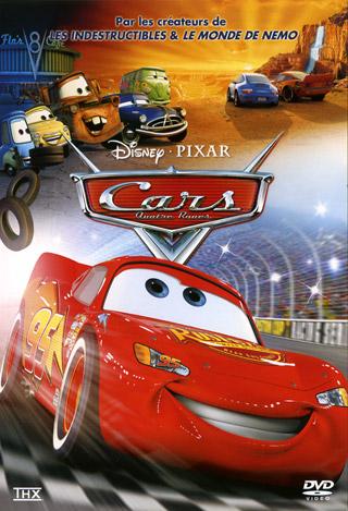 Cars : Quatre roues | Lasseter, John. Metteur en scène ou réalisateur