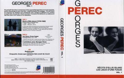 Récits d'Ellis Island (1978-1980). Les lieux d'une fugue / Georges Perec, réal. | Perec, Georges (1936-1982). Metteur en scène ou réalisateur