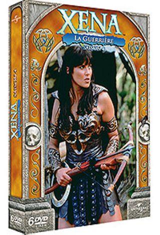 Xena Saison 4 : Princesse guerrière