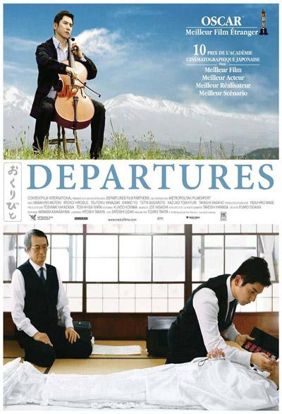 Departures = Okuribito | Takita, Yojiro. Réalisateur