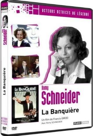 La banquière / Francis Girod, réalisation | Girod, Francis (1944-2006). Metteur en scène ou réalisateur