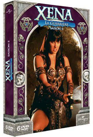 Xena Saison 5 : Princesse guerrière