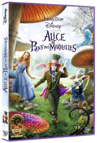 Alice au Pays des Merveilles | Burton, Tim (1958-....). Metteur en scène ou réalisateur