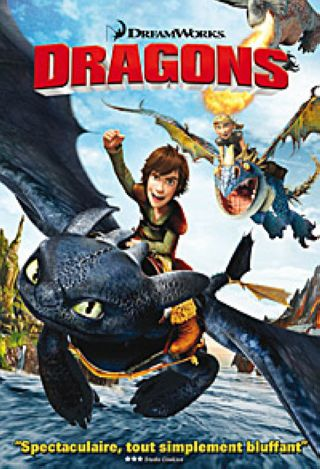 Dragons = How to Train Your Dragon |