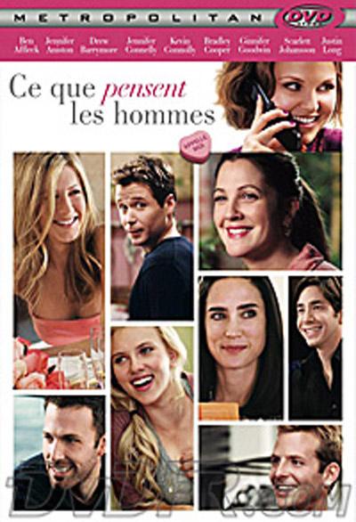 Ce que pensent les hommes = He's just not that into you | Kwapis, Ken. Monteur