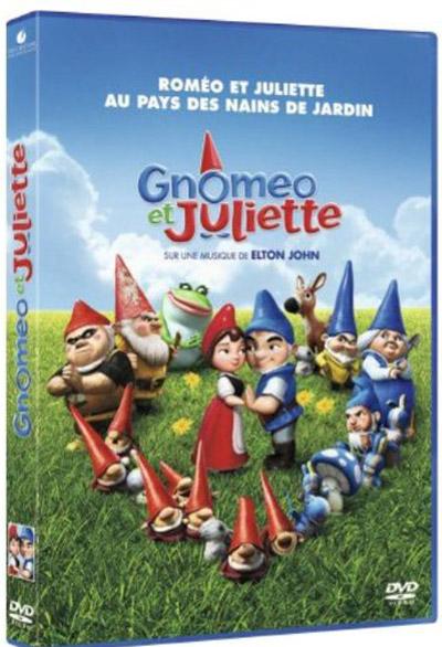 Gnomeo et Juliette | Asbury, Kelly (1960-....). Metteur en scène ou réalisateur