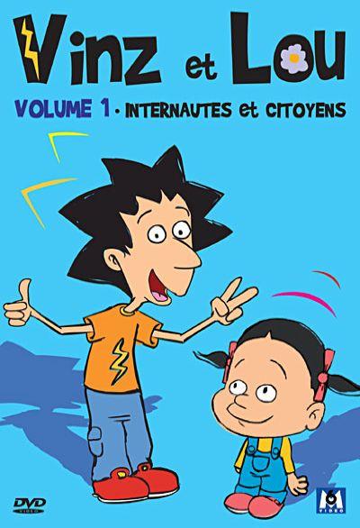Vinz et Lou : volume 1 internautes et citoyens. Volume 1, Internautes et citoyens |