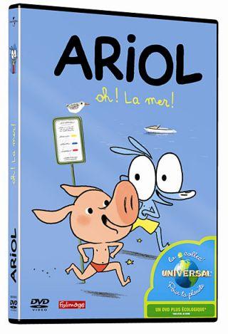 Ariol - Oh ! La mer !