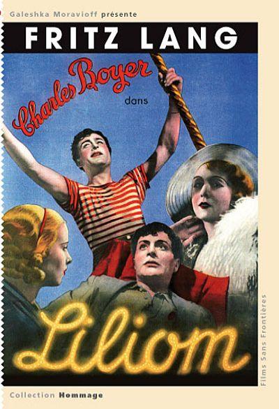 Liliom : Nouveau Master Restauré = Liliom | Lang, Fritz. Réalisateur