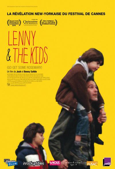 vignette de 'Lenny and the Kids (Joshua Safdie)'