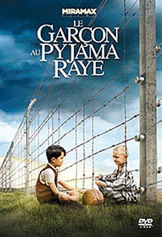 Le Garçon au pyjama rayé / Mark Herman, réal. ; d'apres le roman de  John Boyne |