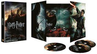 Harry Potter et les reliques de la mort. Partie 1 et Partie 2 = Harry Potter and the Deathly Hallows - Part 1 | Yates, David. Metteur en scène ou réalisateur
