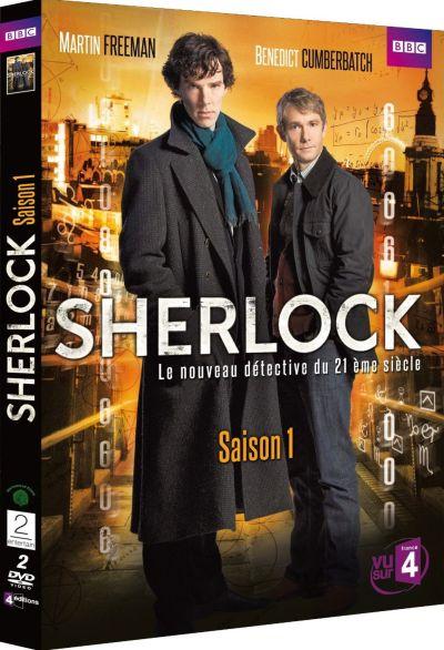Sherlock : saison 1 | Moffat, Steven, concepteur