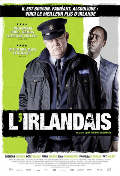 Irlandais (L') = The Guard | Michael McDonagh, John. Monteur
