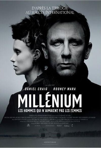 Millénium : Les Hommes qui n'aimaient pas les femmes = The Girl with the Dragon Tattoo | Fincher, David. Monteur