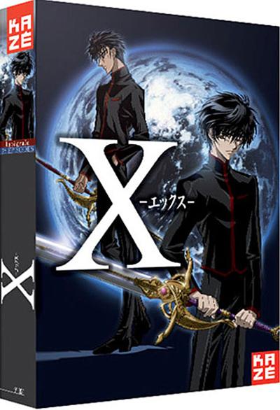 X : Intégrale de la série TV
