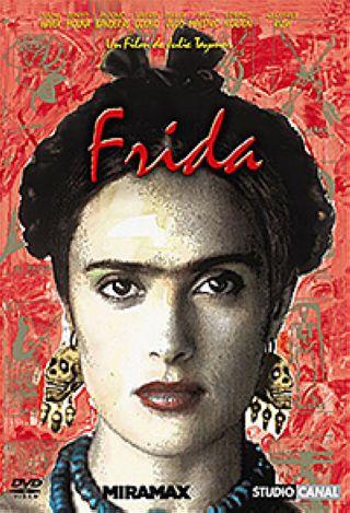Frida / Julie Taymor, réal. ; Salma Hayek, Alfred Molina, Geoffrey Rush, Valeria Golino, Mia Maestro, Roger Rees, act.  