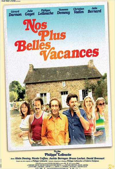 Nos plus belles vacances. DVD / Philippe Lellouche, réal. |