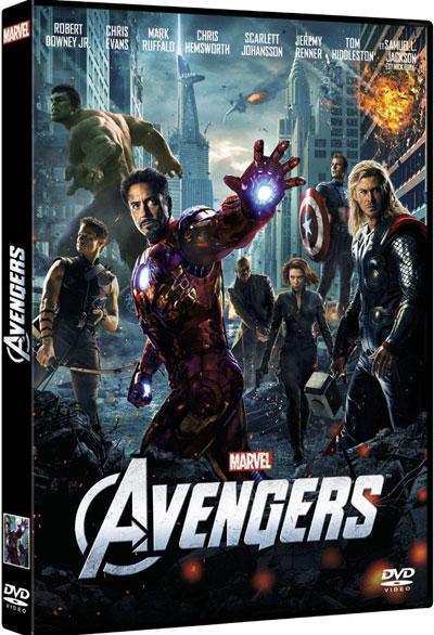 Avengers (SUPER HEROS) v.01
