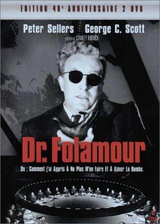 Dr. Folamour | Kubrick, Stanley, réalisateur