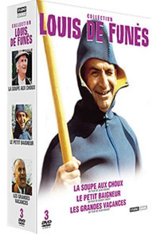 Les Grandes vacances. DVD. Coffret Noël 2013 / Jean Girault, Robert Dhery, réal. | Girault, Jean. Monteur. Scénariste