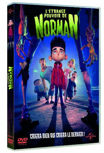 L' Etrange Pouvoir de Norman / Sam Fell, Chris Butler, réal. | Butler, Chris. Monteur