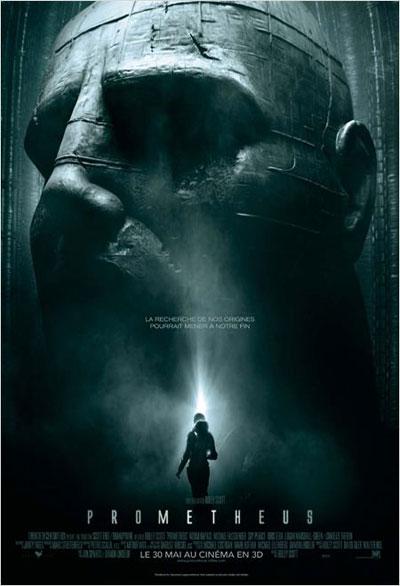 Prometheus / Ridley Scott, réal., scénario   Scott, Ridley (1939-....) - Réal.. Monteur. Scénariste