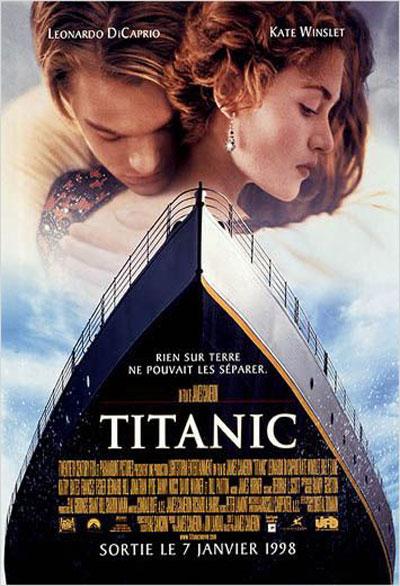 Titanic   Cameron, James, réalisateur