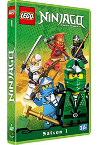 LEGO - Ninjago : Les maîtres du Spinjitzu. Volume 1 |