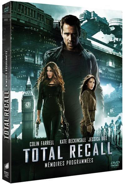 Total Recall : Mémoires programmées = Total Recall | Wiseman, Len. Monteur