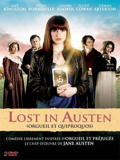 Orgueil et quiproquos = Lost in Austen |