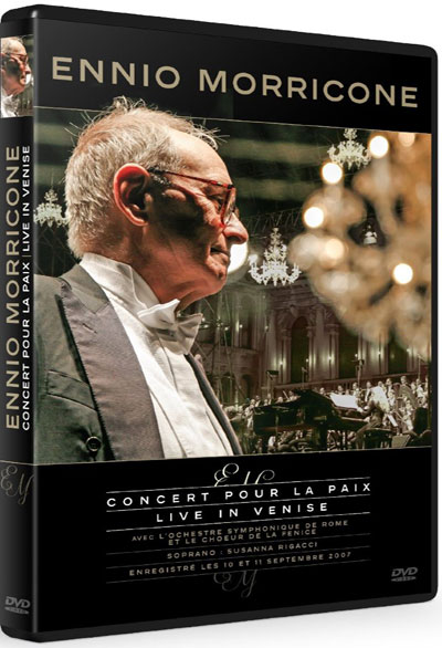 Ennio Morricone - Concert pour la paix - Live in Venice