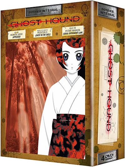 Ghost Hound : Intégrale. Vol.1 et Vol.2 = Shinreigari | Ryûtarô, Nakamura. Monteur