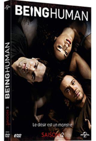 Being Human : Le désir est un monstre. Saison 2 / Adam Kane, Paolo Barzman, Charles Binamé..., [et al.] réalisation | Kane, Adam. Monteur