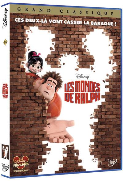 Mondes de Ralph (Les) | Moore, Rich. Metteur en scène ou réalisateur