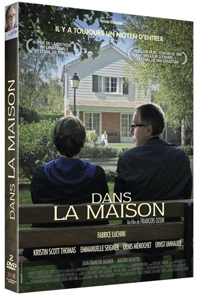 Dans la maison / François Ozon, réal., scénario | Ozon, François (1967-....). Metteur en scène ou réalisateur. Scénariste