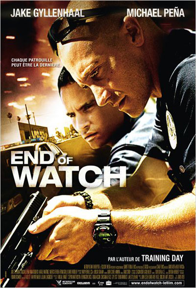 End of Watch / David Ayer, réal., scénario | Ayer, David. Monteur. Scénariste
