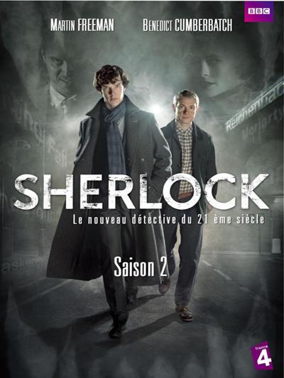 Sherlock : saison 2 | Moffat, Steven, concepteur