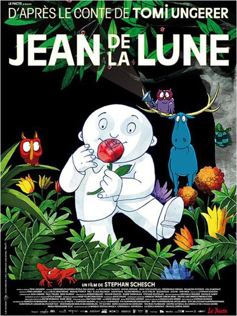 Jean de la Lune / Stephan Schesch, réal., scénario   Schesch, Stephan - Act.. Monteur
