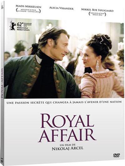 Royal affair / Nikolaj Arcel, réal., scénario | Arcel, Nikolaj - Réal.. Monteur. Scénariste