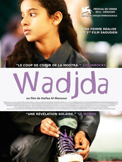 Wadjda / Haifaa Al-Mansour, réal., scénario   Mansour , Haifaa al-  (1974-....). Metteur en scène ou réalisateur. Scénariste