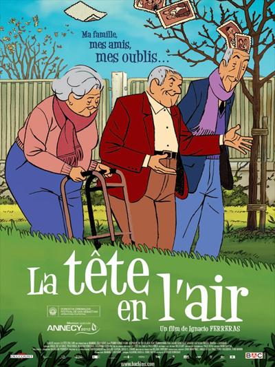 La Tête en l'air / Ignacio Ferreras, réal. ; Mabel Rivera, Tacho González, Álvaro Guevara, act.  