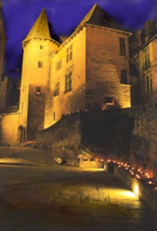 Sarlat, les lumières de la Ville / Jean-Luc Mage, réal. | Mage, Jean-Luc. Monteur