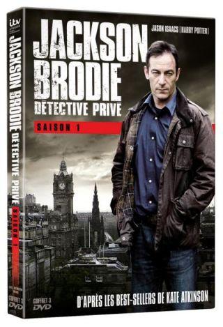 Jackson Brodie, détective privé / Marc Jobst, Bill Anderson, Dan Zeff, réal. ; kate Atkinson( auteur idée) |