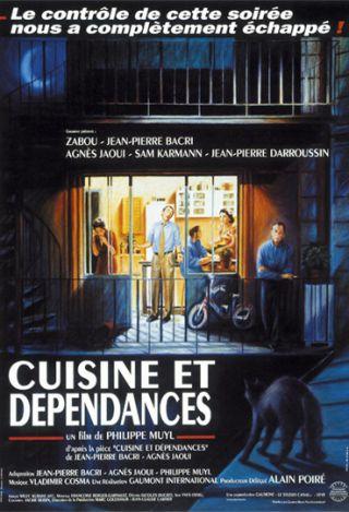 Cuisine et dépendances | Muyl, Philippe. Metteur en scène ou réalisateur