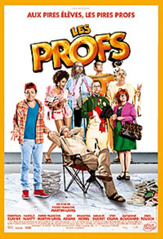 Les Profs. DVD / Pierre-François Martin-Laval, réal. | Martin Laval, Pierre-François. Monteur. Scénariste. Interprète