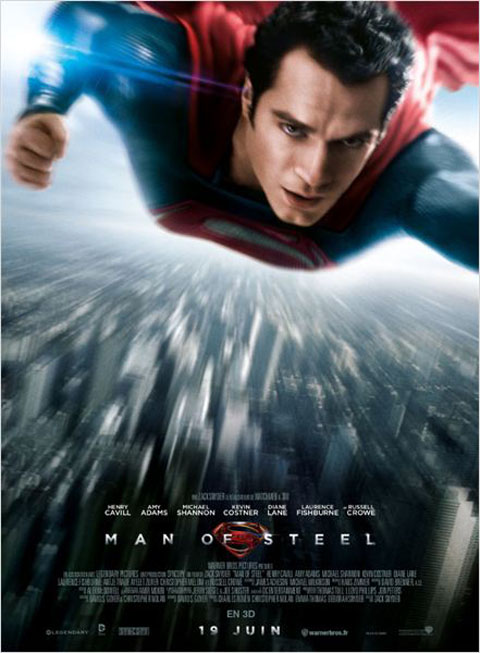 Man of Steel / Zack Snyder, réal. | Snyder, Zack - Réal.. Monteur