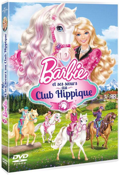 Barbie et ses soeurs au Club Hippique. DVD | Taw , Andrew