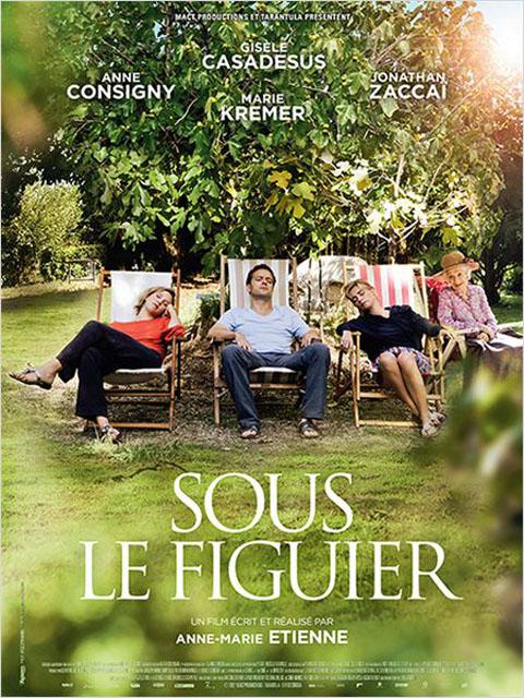 Sous le figuier. DVD / Anne-Marie Etienne, réal. | Etienne, Anne-Marie. Monteur. Scénariste
