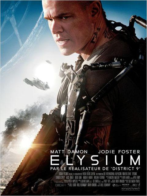 Elysium / Neill Blomkamp, réal., scénario | Blomkamp, Neill - Réal.. Monteur. Scénariste